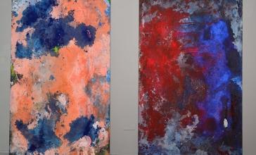 """otvaranje izložbe u Galeriji """"Drina"""""""