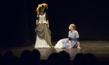 Predstava Play Sterija – 2. godina glume