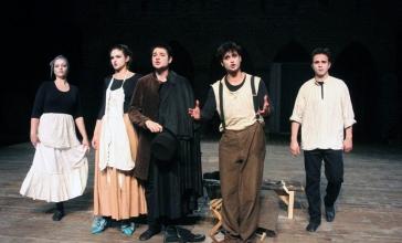 """Studenti 2. godine glume na pozorišnom festivalu """"Novi tvrđava teatar"""""""
