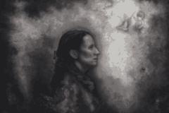 Snežana Todorović, III godina, slikarstvo