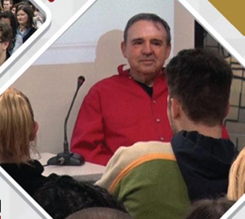 Studenti ugostili Gorana Markovića