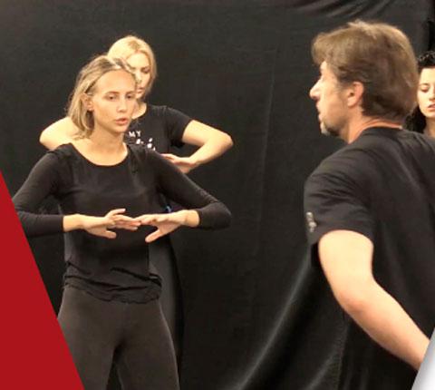 Nova znanja za glumce na majstorskoj radionici