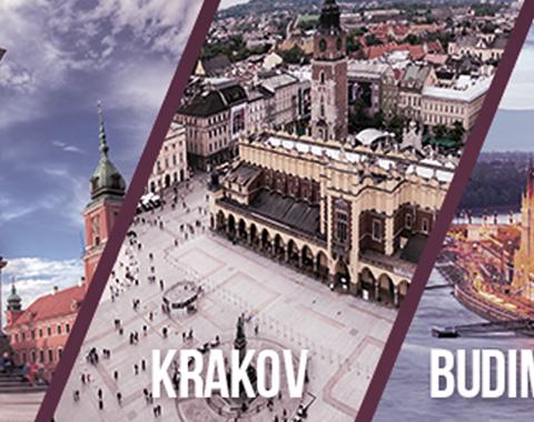 Filmska ekskurzija kroz 3 evropska grada