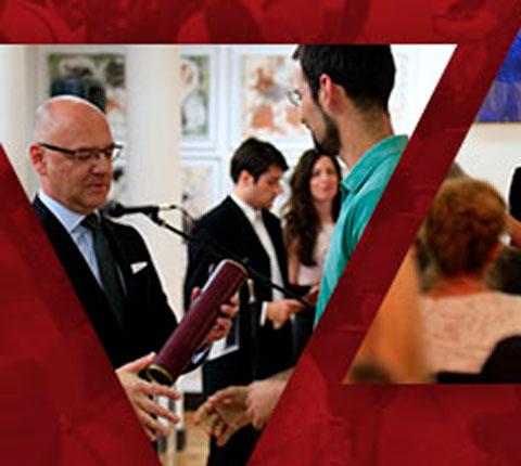 Svečana dodela diploma studentima FSU