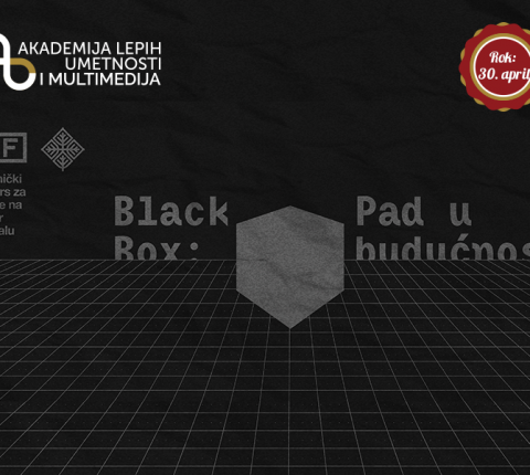 "Black Box konkurs: ""PAD U BUDUĆNOST"""