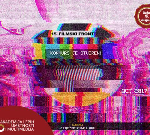 Filmski konkurs festivala Filmski front