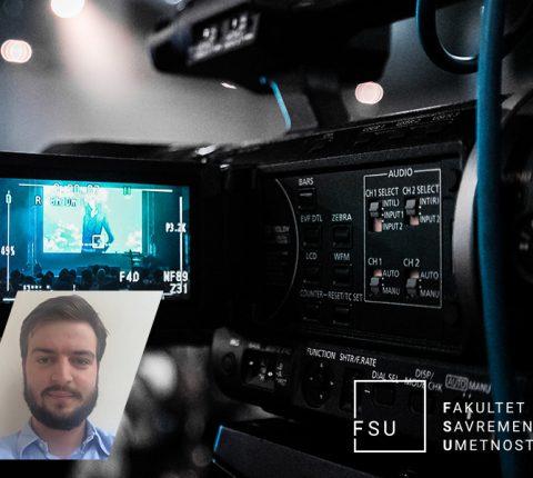 Pristupno predavanje o produkciji na FSU