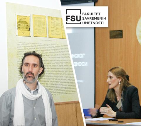 Gostujuća predavanja profesora FSU u Gimnaziji u Čačku