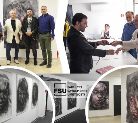 Još jedan uspešno odbranjen doktorski umetnički projekat na FSU
