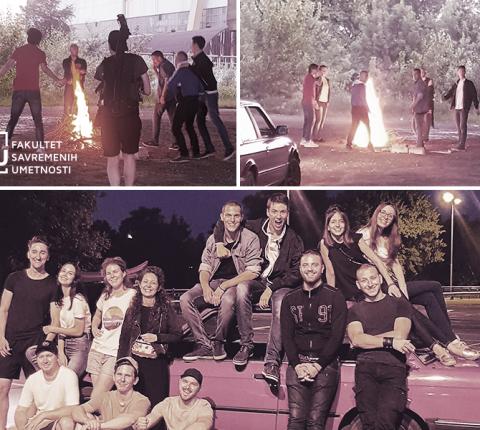 Internacionalna saradnja: Studenti FSU u projektu ruske produkcijske kuće