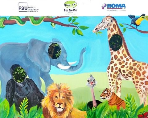 Studenti FSU obradovali posetioce Beo zoo vrta