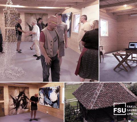 """Profesori FSU organizovali """"Nature & Art"""" umetničku koloniju"""