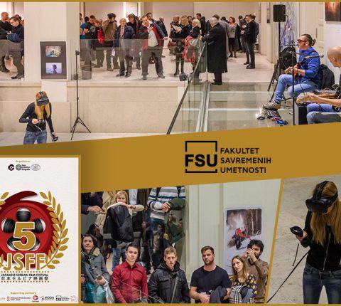 Studenti FSU na Japansko-srpskom festivalu filma