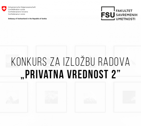 "Izložba ""Privatna vrednost 2"" u rezidenciji ambasadora Švajcarske"