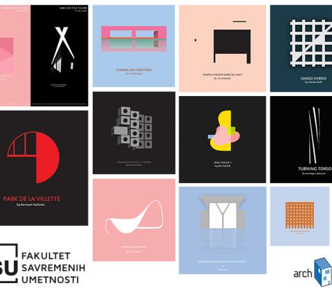 Čuveni Archdaily.com pisao o studentima Dizajna enterijera i njihovom projektu