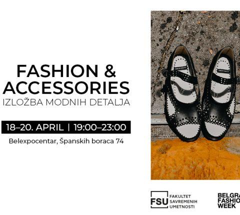Profesorka FSU Sonja Krstić učestvuje na 45. Beogradskoj nedelji mode
