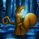 Veverica carobnjak