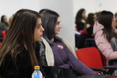 Studenti Fakulteta savremenih umetnosti