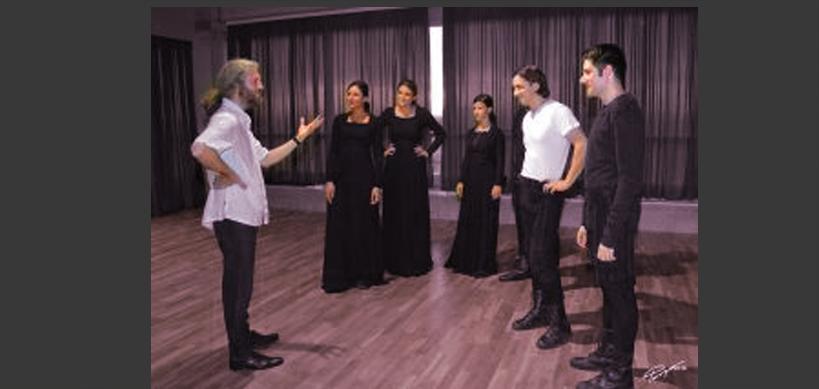 """Predstava """"Biti il' ne biti"""" na Šekspir festivalu"""