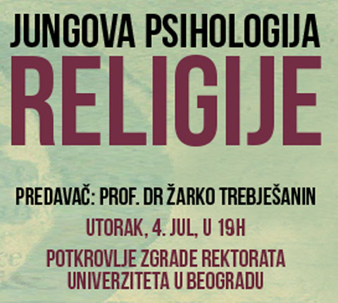 Dođite na predavanje prof. dr Trebješanina