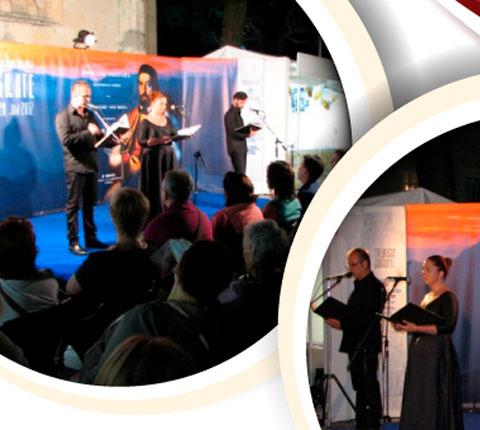 Naši diplomci na sajmu knjiga u Herceg Novom