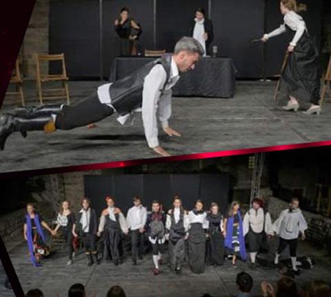 """""""Međuigre"""" na Grad teatru Budva"""