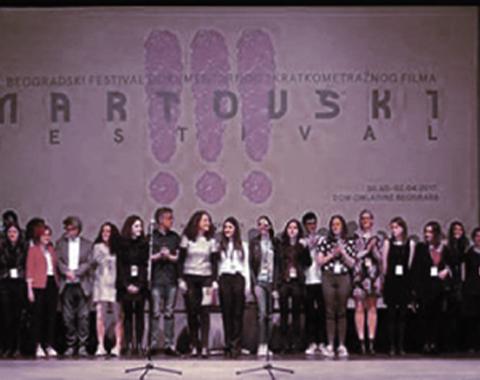 Studenti u organizaciji Martovskog festivala