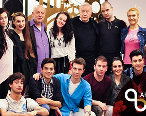 Studenti sa Vlatkom Gilićem u Klubu FSU-a