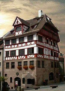 Direrova kuća u Nirnbergu