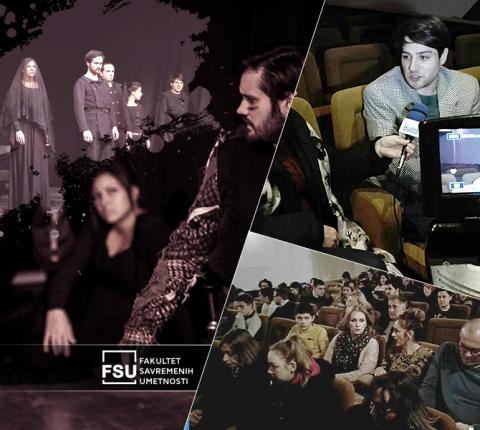Ovacije za studente FSU: Šekspir u Petrovcu na Mlavi