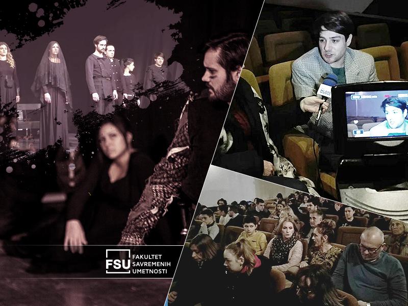Ovacije za studente FSU: Šekspir u Petrovcu na Mlavi eng