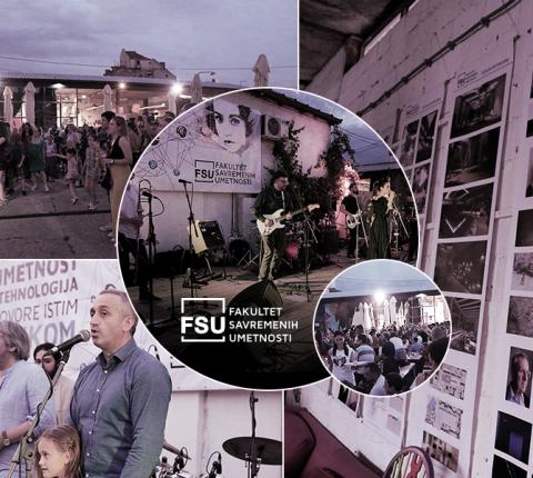 Sjajan provod: FSU i Zemlja gruva razmrdali brojnu publiku u Dorćol Platzu