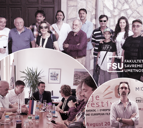 """Profesor FSU i eduTV deo organizacije """"Trebinje film festivala"""""""