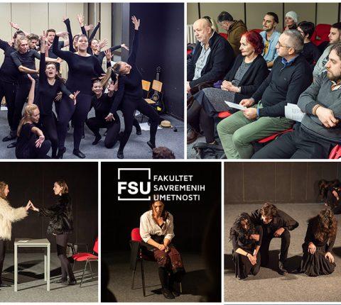 Pogledajte kako je bilo na završnim ispitima glume na FSU