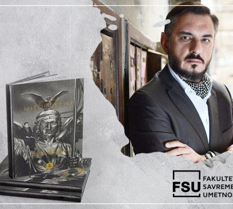 """Profesor FSU objavio knjigu """"Mitopoetike"""""""