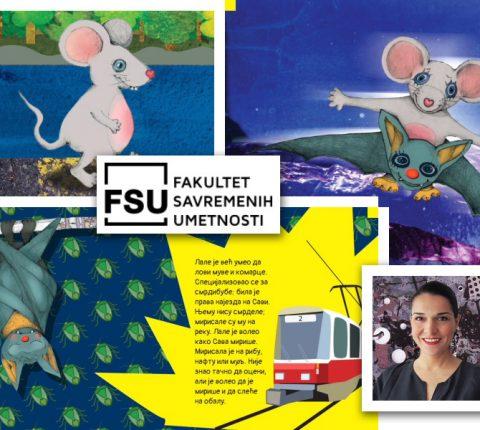 Profesorka FSU objavila novu knjigu za decu