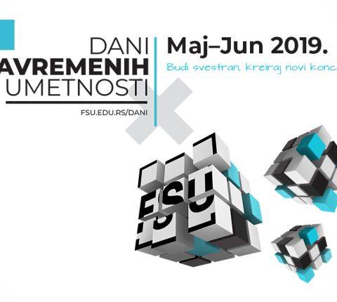 Dani savremenih umetnosti počinju 28. maja u Dorćol Platzu, velikom žurkom, premijerom filma i izložbom. Prijavite se i obezbedite svoju besplatnu ulaznicu!