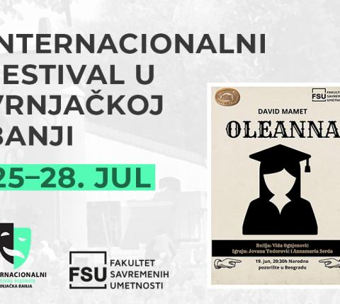 Dođite na umetničko leto u Vrnjačkoj Banji – predstava, izložba i koncert od 24. do 28. jula