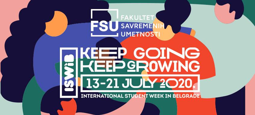 Informacije o održavanju Međunarodne studentske nedelje