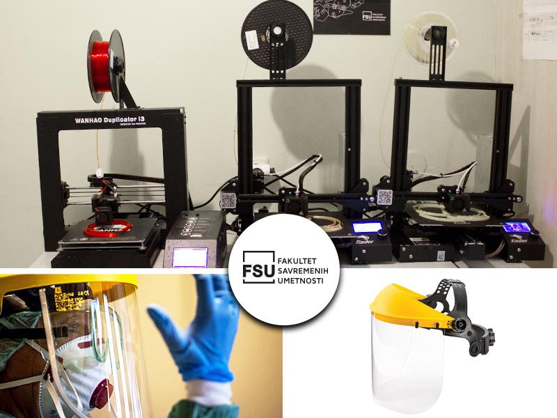 3D štampači na FSU