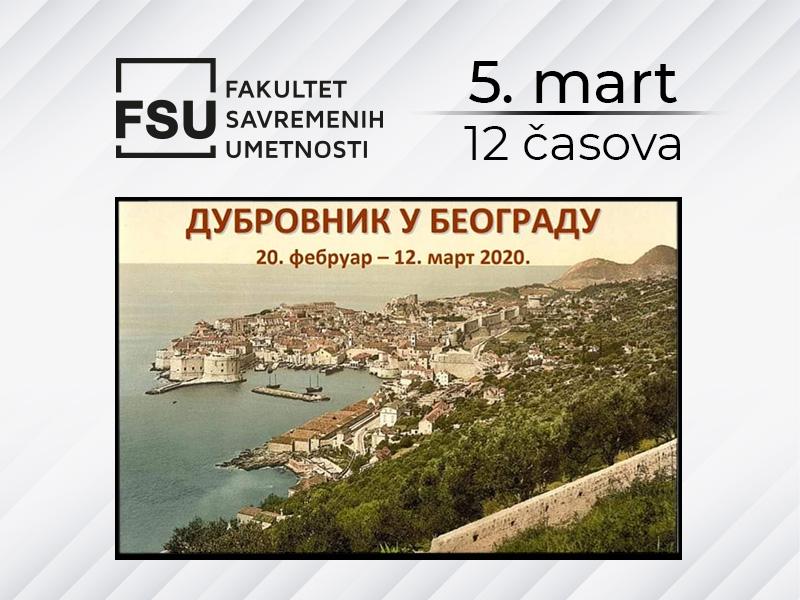 promocija knjige Dubrovnik