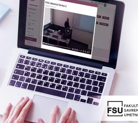 Studenti FSU nastavljaju da prate predavanja preko DL platforme za podršku učenju