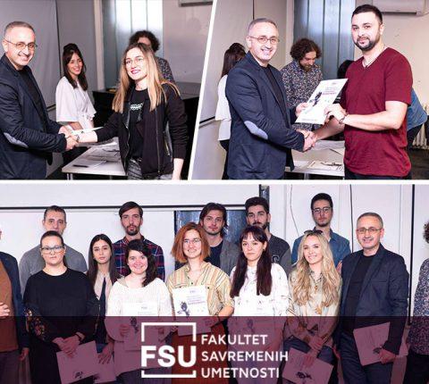 Najuspešnijim studentima FSU dodeljeni ugovori sa umanjenjem školarina