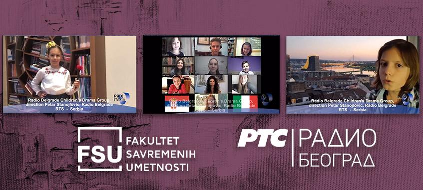 FSU i Radio Beograd u saradnji