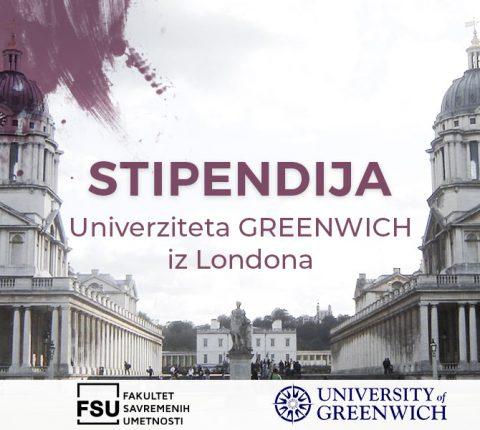 Prijavite se za stipendiju londonskog univerziteta Grinič