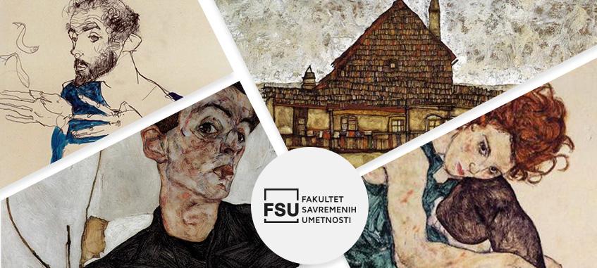 predavanje o austrijskom slikaru Egonu Šileu