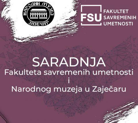 FSU i Narodni muzej u Zaječaru potpisali protokol o saradnji