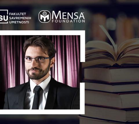 "Profesor FSU Tadija Miletić postao stipendista Fondacije ""Mensa International"""