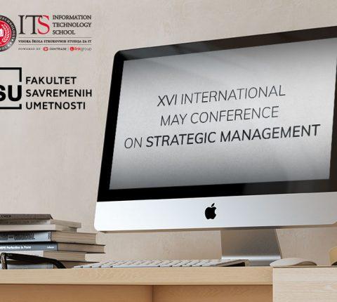 Profesori FSU na XVI međunarodnoj majskoj konferenciji o strategijskom menadžmentu
