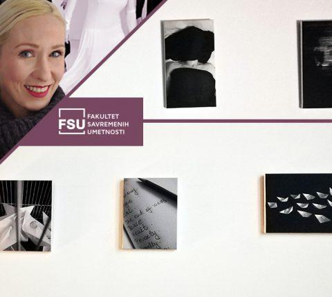 Izložba profesorke Marine Bukvički u Muzeju grada Beograda